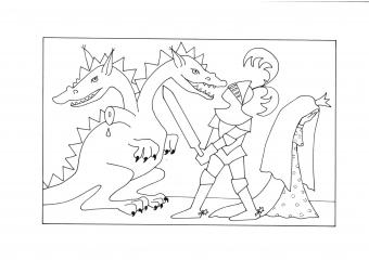 O drakovI